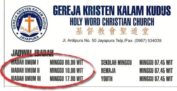 Jadwal-Ibadah-Umum