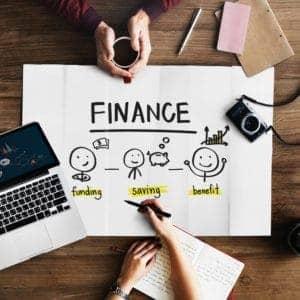 Finances Course - Education WordPress Theme