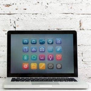Icons Design - Education WordPress Theme