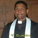 Pdt. Yeremia Suebu