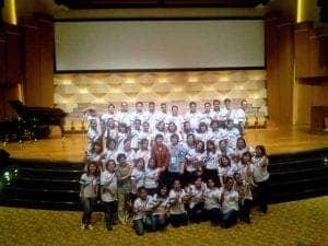 Foto Guru-guru Sekolah Kristen Kalam Kudus, Jayapura bersama beberapa Panitia Retreat Pendidikan Kristen, Seminari Alkitab Asia Tenggara, Malang, Jawa Timur, 21 – 25 Juni 2015
