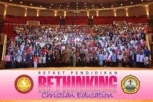 Foto Peserta dan Panitia Retreat Pendidikan Kristen, Seminari Alkitab Asia Tenggara, Malang, Jawa Timur, 21 – 25 Juni 2015