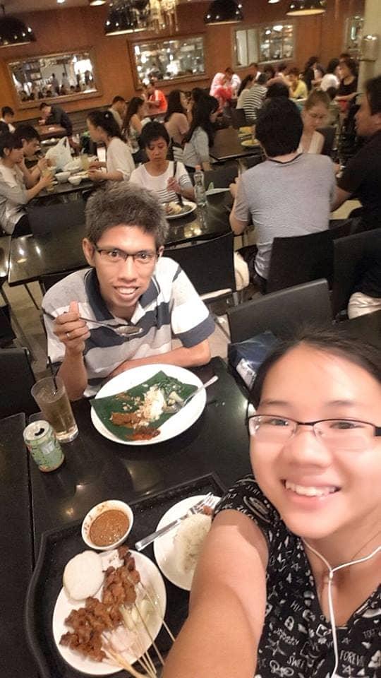 Bertemu dengan alumni Kalam Kudus Jayapura, Bella Montolalu