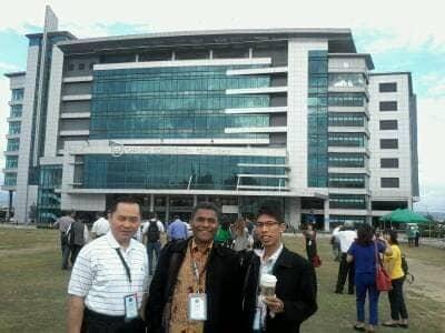 Lokasi Pelaksanaan GDC Asia 2016 selama empat hari, di Christ's Commission Fellowship (CCF)
