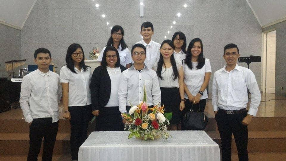 Badan Pengurus Youth 2015-2017